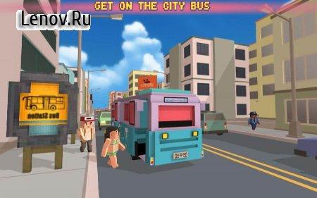 Bus Simulator City Craft 2016 v 1.3 Мод (Unlocked)