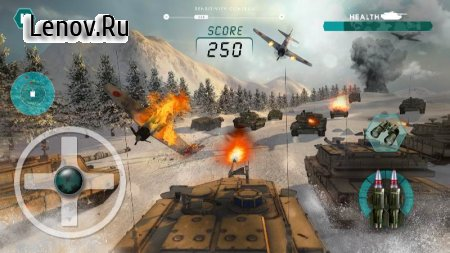 Real Battle of Tanks 2018: Army World War Machines v 1.2 (Mod Money)