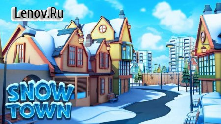 Snow Town - Ice Village World Winter Age v 1.1.5 (Mod Money)