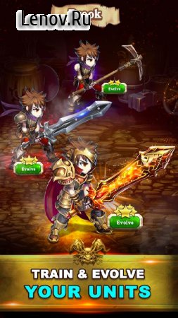 Brave Frontier: The Last Summoner v 2.4.2 Мод (Team Max Capacity Increased)