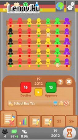 Lawgivers v 1.5.6 (Mod Money)
