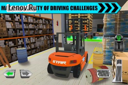 Truck Driver: Depot Parking Simulator v 1.0 (Mod Money)