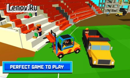 Stadium Construction : Play Town Building Games v 1.5 Мод (Unlocked)