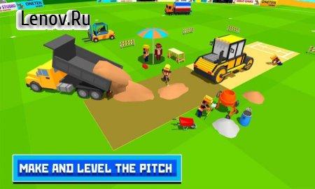 Stadium Construction : Play Town Building Games v 1.5 Мод (Unlocked)