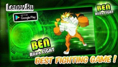 👽Ben Hero Kid - Aliens Fight Arena v 1.0 (Mod Money)
