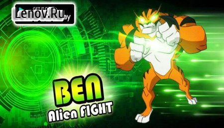 👽Ben Hero Kid - Aliens Fight Arena v 1.0 (Mod Money)