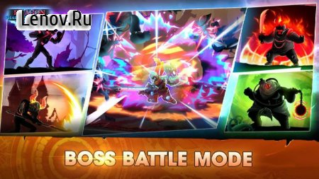 Dragon Shadow Warriors: Last Stickman Fight Legend v 1.8.6 (Mod Money)