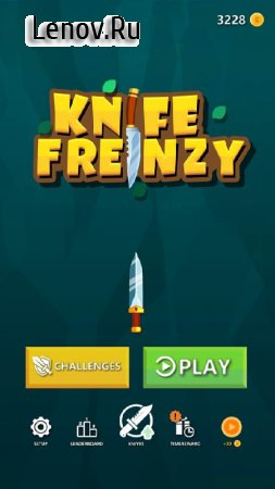 Knife Strike - Knife Game to Hit v 1.2.145 Мод (много денег)