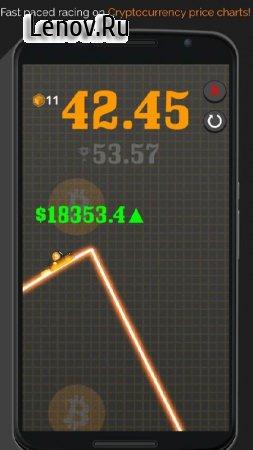 Crypto Rider - Bitcoin and Cryptocurrency Racing v 1.1 (Mod Money)