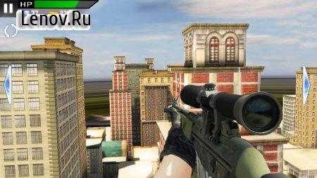 City Sniper Fire: Modern Shooting v 1.0 (Mod Money)