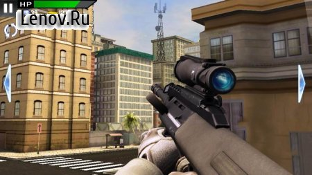 City Sniper Fire: Modern Shooting v 1.0 (Mod Money)