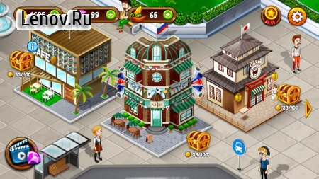 Cafe Panic: Cooking Restaurant v 1.12.2a (Mod Money)