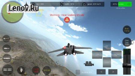 Air Scramble v 1.5.0.4 (Mod Money)