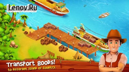 Paradise Hay Farm Island v 3.3 (Mod Money)