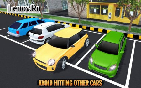 Hilarious Car Parking 3d Mania v 1.2 (Mod Money)