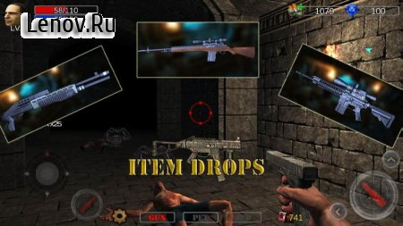 Dungeon Shooter V1.1 v 1.3.35 Мод (Increasing of Money/Crystals)