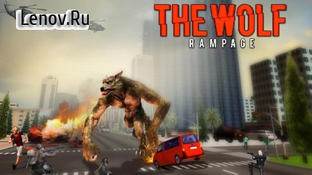 The Angry Wolf Simulator : Werewolf Games v 1.6 (Mod Money)