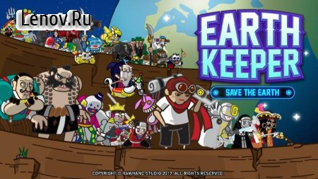 EarthKeeper2 : Defense Game v 1.0.0 Мод (Unlimited Energy/One Hit Kill)
