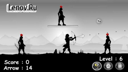 DarkMan 2 Apple Shooter v 1.2.5 Мод (Unlimited Props)