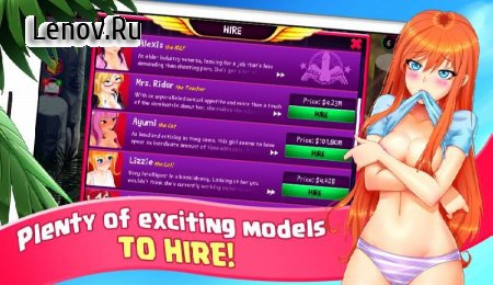Fap CEO (18+) v 0.960 (Mod Money)