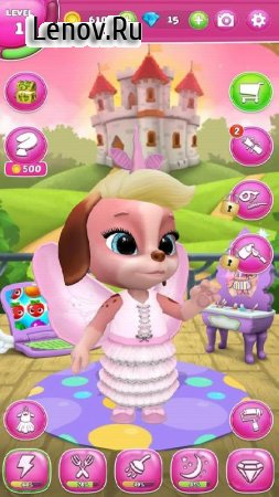 My Talking Dog Masha v 3.0 (Mod Money)
