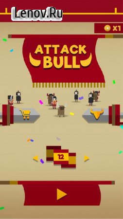 Attack Bull v 1.4 (Mod Money)