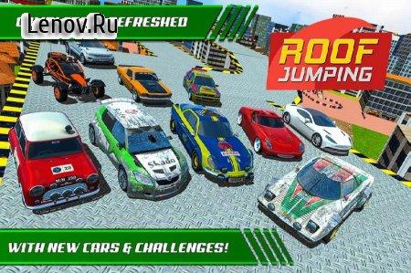 Roof Jumping Car Parking Games v 1.3 (Mod Money)