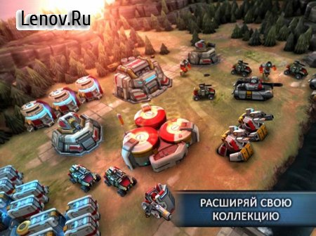 Warzone: Clash of Generals v 1.3.3 Мод (High damage/Deploy units cost 0)