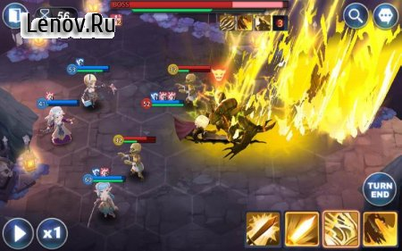 Kingdom of Hero : Tactics War v 1.09.004 Мод (One hit kill/Attack first)