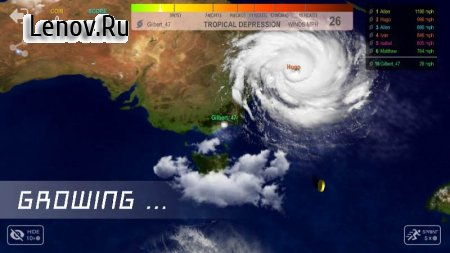 Hurricane.io v 1.1.9 (Mod Money)