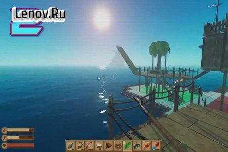 The RAFT 2 - Sea Survival v 1.0 (Mod Money)