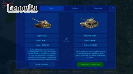 World War v 2.3.0 (Mod Money)
