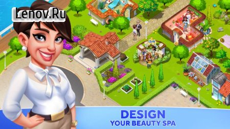 My Spa Resort: Grow, Build & Beautify v 0.1.61 Мод (Unlimited Money/Diamonds)