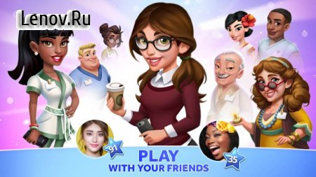 My Beauty Spa: Stars and Stories v 0.1.17 Мод (Unlimited Money/Diamonds)
