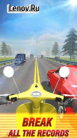 Bike Moto Traffic Racer v 1.7 (Mod Money)