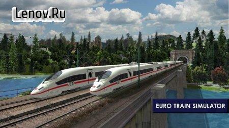 Euro Train Simulator 2 v 2020.4.16 Mod (Unlocked)