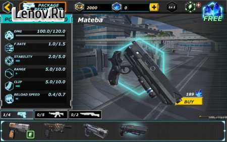 Cyber Gangster 3018 v 2.5p (Mod Money)