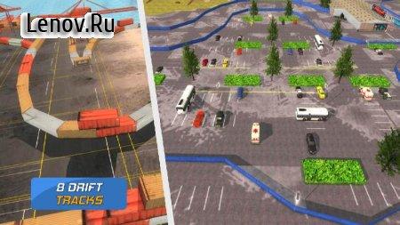 Police Drift Car Driving Simulator v 1.1 (Mod Money)
