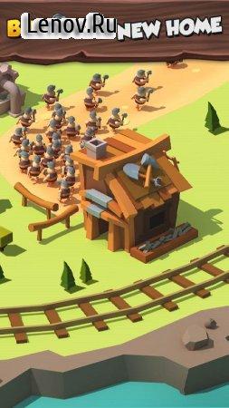Tiny Builders - Idle Clicker v 2.9.0 (Mod Money)