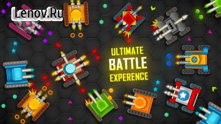 Battle.io v 1.9 (Mod Money/Unlock All Tanks)