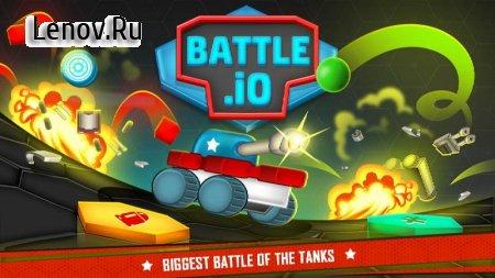 Battle.io v 1.13 (Mod Money/Unlock All Tanks)
