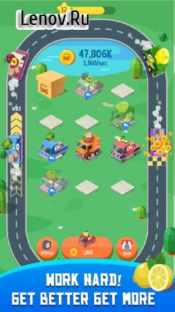 Yummy Bus - Merge & Idle Game v 1.0.7 (Mod Money)