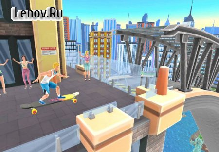 Uphill Rush New York v 0.37.4 (Mod Money)