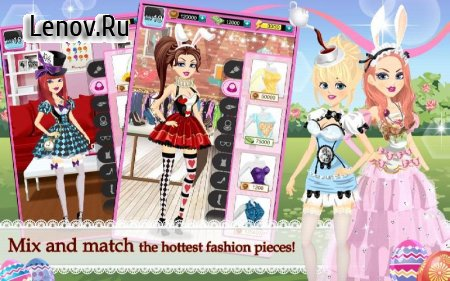 Runway Girl Seasons v 1.2.0 Мод (Unlimited Money/Energy locked)