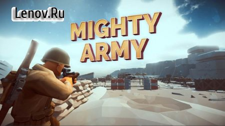Mighty Army : World War 2 v 1.0.8 (Mod Money)