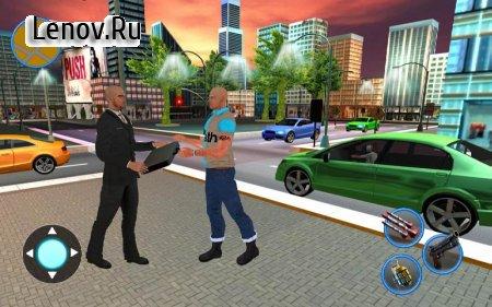 Gangster Miami New Crime Mafia City Simulator v 1.0 (Mod Money)