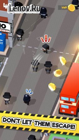 Blocky Cops v 1.2.1_265 (Mod Money)