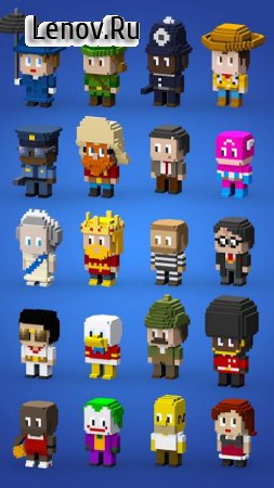 Blocky Cops v 1.2.1_265 (Mod Money)