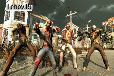 Zombies Zone : FPS Zombie Apocalypse Survival 3D v 6 Мод (Unlocked)