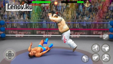 World Tag Team Wrestling Revolution Championship v 2.2 (Mod Money)
